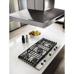 KitchenAid 36'' 5-Burner Gas Cooktop - Stainless Steel