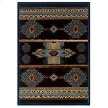Contours/cem Native Canvas Sblue Rugs
