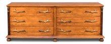 Two Bucks Cabinet