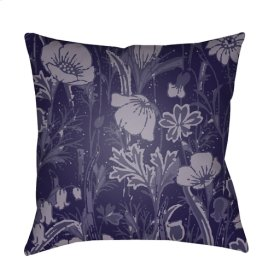 """Chinoiserie Floral CF-034 22"""" x 22"""""""