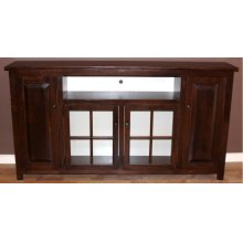 """#540 Canton Console 67""""wx13""""dx78""""h"""
