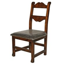 Tuscan Chair W/Leather Seat