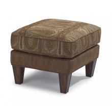 Bradstreet Fabric Ottoman