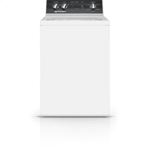 SPEED QUEENWhite Top Load Washer: TR5