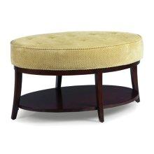 Stonewood Oval Cocktail Ottoman