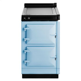 Duck Egg Blue AGA Hotcupboards with Warming Plate