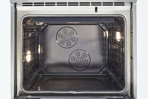 30 inch 4-Induction Zones, Electric Self-Clean oven Stainless