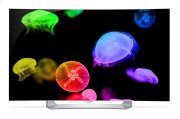 """Curved OLED 1080p Smart TV - 55"""" Class (54.6"""" Diag) Product Image"""