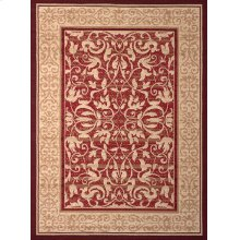 Dallas Baroness Red Rugs
