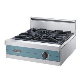 """Iridescent Blue 24"""" Gas Wok/Cooker - VGWT (24"""" wide wok/cooker)"""