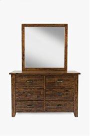 Sonoma Creek 3 Piece King Bedroom Set: Bed, Dresser, Mirror Product Image
