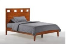 Tamarind Bed in Cherry Finish