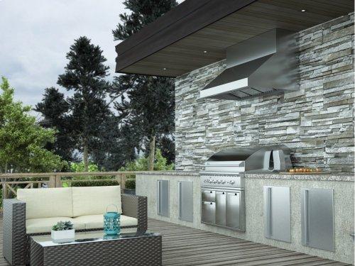 "54"" Cypress Wall Outdoor"