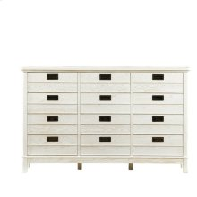 Coastal Living Resort Cape Comber Console Table in Nautical White