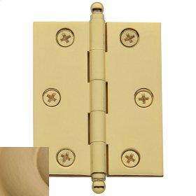 Vintage Brass Cabinet Hinge