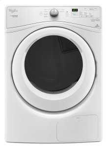 7.4 cu. ft. Front Load Ventless Electric Heat Pump Dryer with Advanced Moisture Sensing