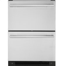 5.4 Cu. Ft. Built-In Dual-Drawer Refrigerator