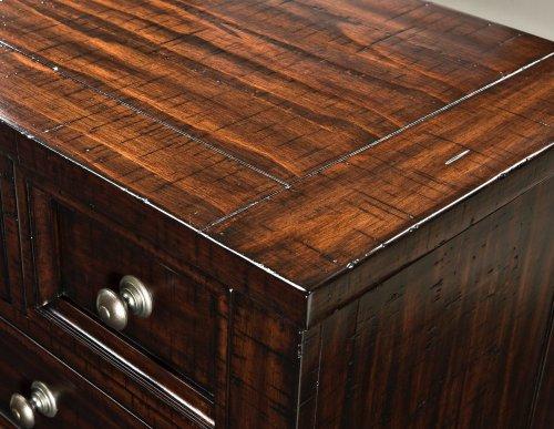 Hayden Seven Drawer Dresser