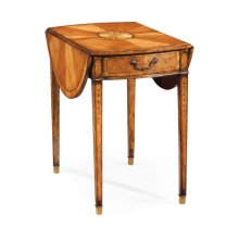 Satinwood Pembroke Table (Large)