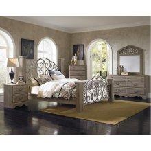Standard Furniture 52650 Timber Creek Panel Aztec Houston Texas