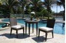 Atlantis 3 PC Sidechair Dining Bistro Group Product Image