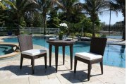 Atlantis 3 PC Sidechair Dining Bistro Group Product Image