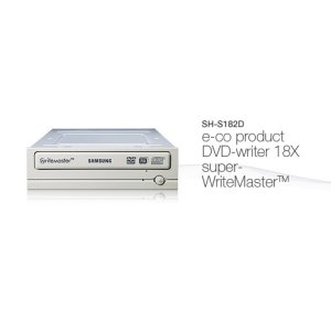 Super-WriteMaster™ DVD writer
