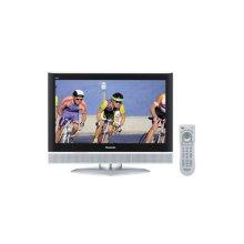 """32"""" Diagonal Widescreen LCD HDTV"""