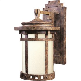 Santa Barbara Dark Sky 1-LT Outdoor Wall Lantern