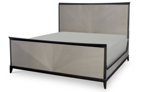 Symphony Panel Bed, CA King 6/0