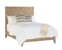Ecru Herringbone Bed