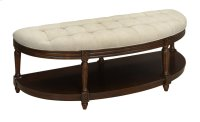 Demilune Bench Product Image