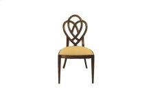 Heart & Diamond Side Chair
