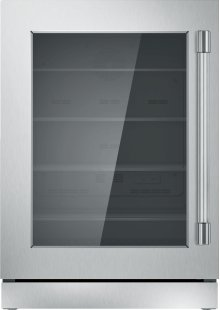 24 inch UNDER-COUNTER GLASS DOOR REFRIGERATION T24UR920LS