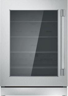 24 inch UNDER-COUNTER GLASS DOOR REFRIGERATION T24UR920LS