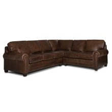 Leather Sectional