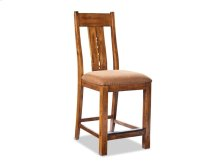 Timberline Splat Back Counter Stool