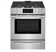 30'' Front Control Freestanding Gas Range