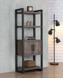 Bookcase W/ Storage