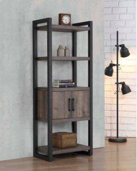 Bookcase W/ Storage