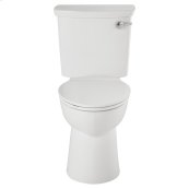 VorMax Plus HET Elongated Toilet with Right Hand Trip Lever  American Standard - White