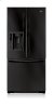 Additional 3-Door French Door Refrigerator with Ice and Water Dispenser (22.6 cu. ft.)