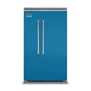 "Viking48"" Side-by-Side Refrigerator/Freezer - VCSB5483 Viking 5 Series"