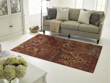 Upstate Red Rug