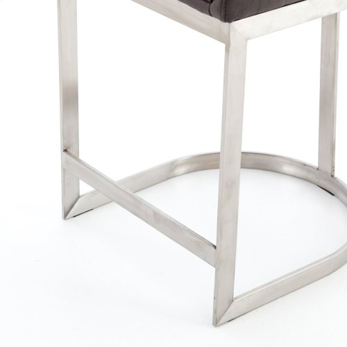 Counter Stool Size Vintage Graphite Cover Rory Bar + Counter Stool
