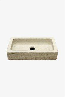 """Titan Stone Apron Farmhouse Kitchen Sink with Center Drain 30"""" x 18"""" x 6"""" STYLE: TNSK30"""