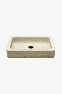 "Titan Stone Apron Farmhouse Kitchen Sink with Center Drain 30"" x 18"" x 6"" STYLE: TNSK30"