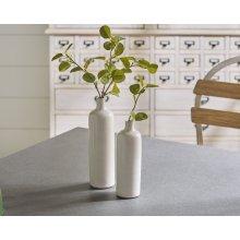 Ceramic Claude Bottle Vase - Tall