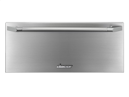 """Heritage 24"""" Epicure Warming Drawer, Stainless Steel"""