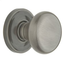 Antique Nickel 5015 Estate Knob